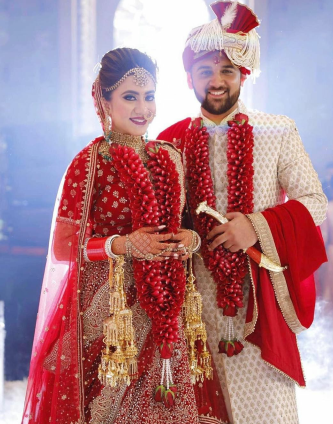 wedding varmaala, wedding garland